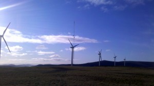 Wind turbine safety training
